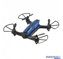 SKYFLASH RACING DRONE SET W/GOGGLES, WIDE 720P, OBSTACLES -FTX0500