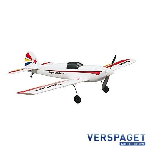 Super Sportster EP Sport Vliegtuig -GPMA6006