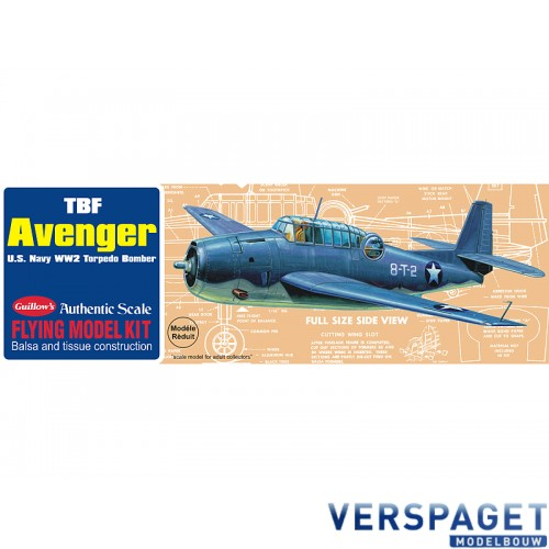 TBF Avenger -509