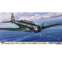 "Nakajima B5N2 TYPE 97 CARRIER ATTACK BOMBER (KATE) MODEL 3 ""MIDWAY 1942"" -07499"