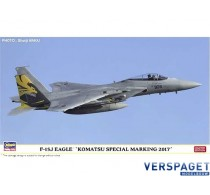 F-15J EAGLE KOMATSU SPECIAL MARKING 2017 -02272