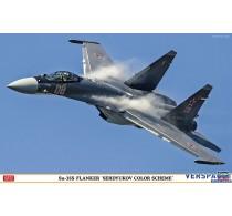 "Su-35S FLANKER ""SERDYUKOV COLOR SCHEME"" -02288"