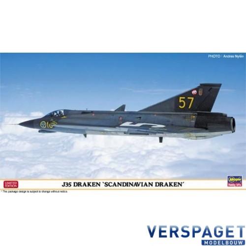J35  SCANDINAVIAN DRAKEN -02330