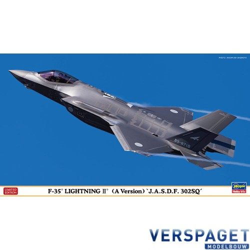 F-35 LIGHTNING II A Version J.A.S.D.F. 302SQ -02353