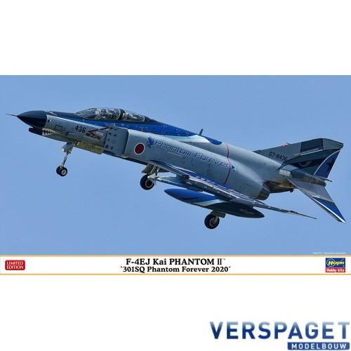 F-4EJ Kai PHANTOM II 301SQ Phantom Forever 2020 -02355