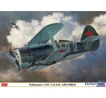"Polikarpov I-153 ""U.S.S.R. AIR FORCE"" -07466"