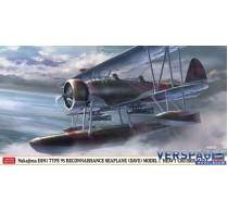 Nakajima E8N1 Type 95 Reconnaissance Seaplane Model 1 Heavy Cruiser Maya -07479