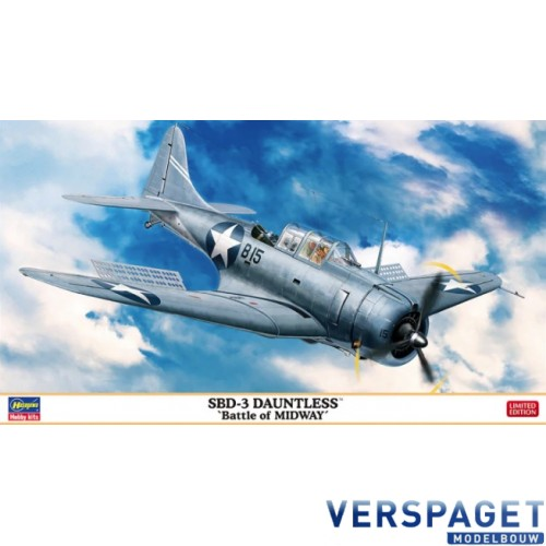 SBD-3 Dauntless Battle of Midway -07481
