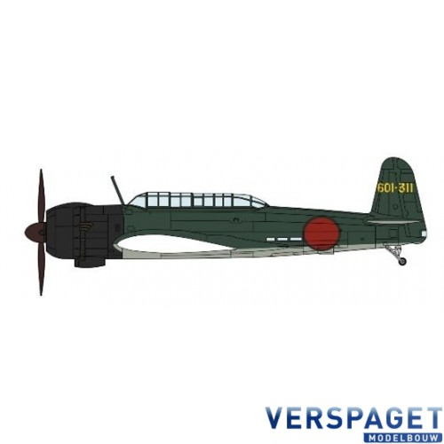 Nakajima B6N2 CARRIER ATTACK BOMBER TENZAN (JILL) TYPE12 TAIHO Attacker Group -07486