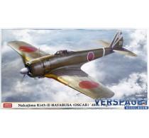 Nakajima Ki-43-III Hayabusa Oscar 48th Flight Regiment -07468