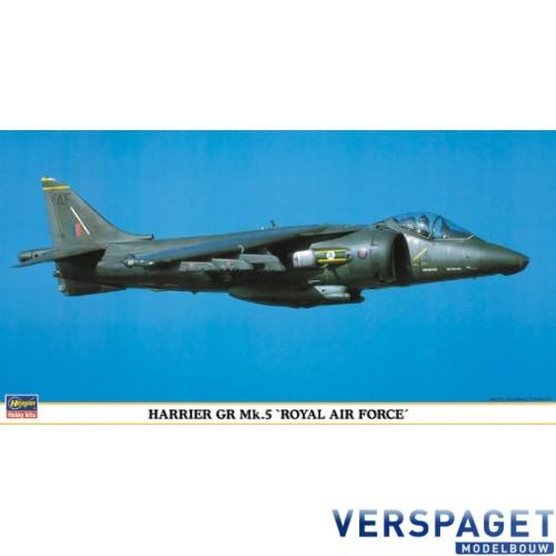Harrier GR Mk.5 Royal Air Force -09585