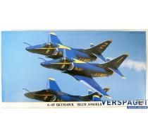 A-4F SKYHAWK BLUE ANGELS -09648