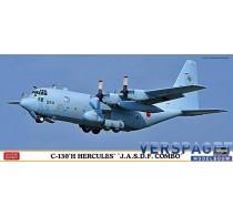 "C-130H HERCULES ""J.A.S.D.F. COMBO"" (Two kits in the box) -10699"