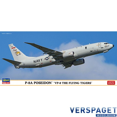 "P-8A POSEIDON™ ""VP-8 THE FLYING TIGERS"" -10830"
