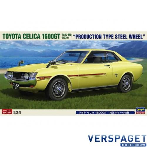 Toyota Celica 1600GT TA22-MQ 1970 -20265