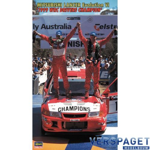 Mitsubishi Lancer Evo VI  1999 WRC Champion -20303