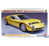 """Lamborghini Miura P400 SV """"Chassis No.5030""""  -20319"""