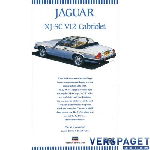 Jaguar XJ-SC V12 Cabriolet -20352