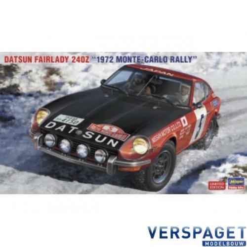 1972 Datsun Fairlady 240Z Monte Carlo Rally -20374