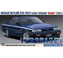 NISSAN SKYLINE GTS (R31) EARLY VERSION NISMO -20378