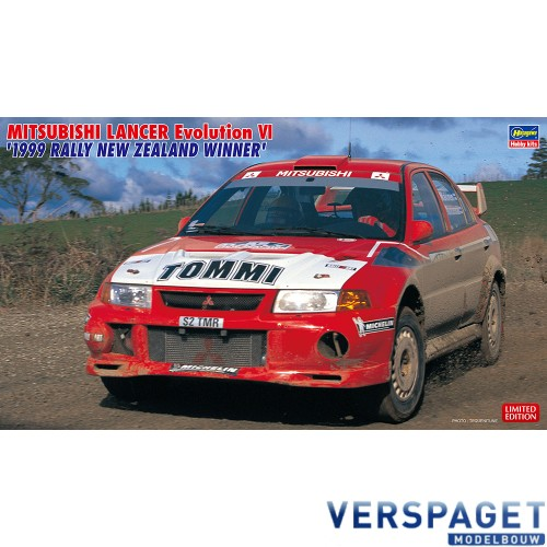 "MITSUBISHI LANCER Evolution VI ""1999 RALLY NEW ZEALAND WINNER"" -20415"
