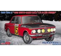 "BMW 2002ti ""1969 Monte-Carlo Rally 2/5 Class Winner"" -20420"