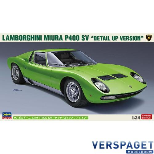 Lamborghini Miura P400 SV Detail Up Version 20439