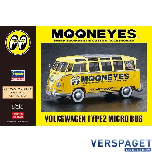 Volkswagen Type2 Micro Bus Mooneyes Speed Equipment & Custom Accessories -20477
