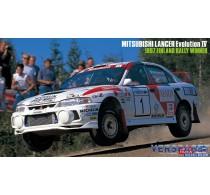 Mitsubishi Lancer Evolution IV 1997 Finland Rally Winner -20480