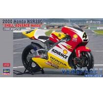 2000 HONDA NSR250 SHELL ADVANCE HONDA 2000 WGP250 -21703