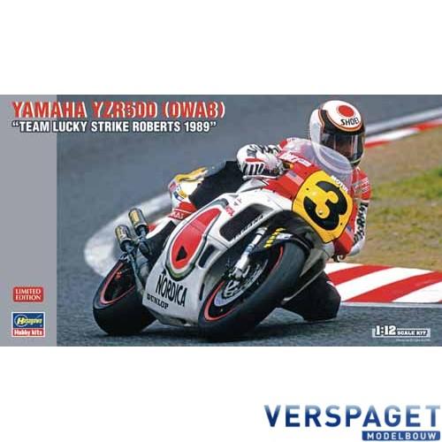 Yamaha YZR500 0WA8 Team Lucky Strike Roberts 1989 -21710