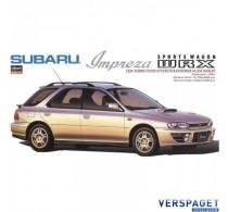 Subaru Impreza Sports Wagon WRX -24115