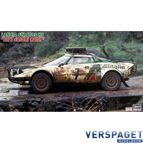 Lancia Stratos HF 1977 Safari Rally -25036