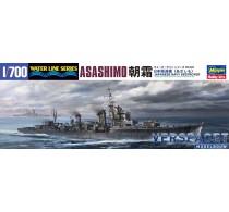 JAPANESE NAVY DESTROYER ASASHIMO -49465
