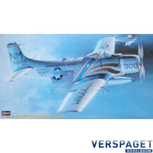 Douglas A-1H Skyraider U.S. Navy -51406