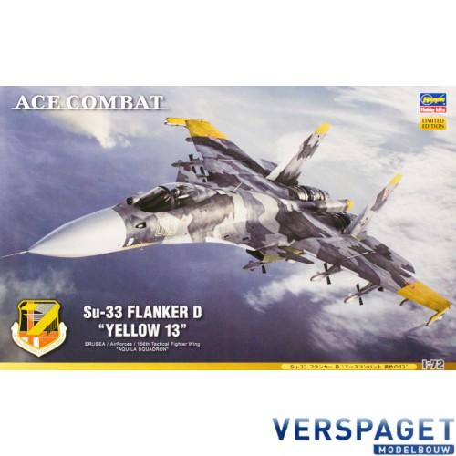 Su-33 Flanker D Ace Combat -52112