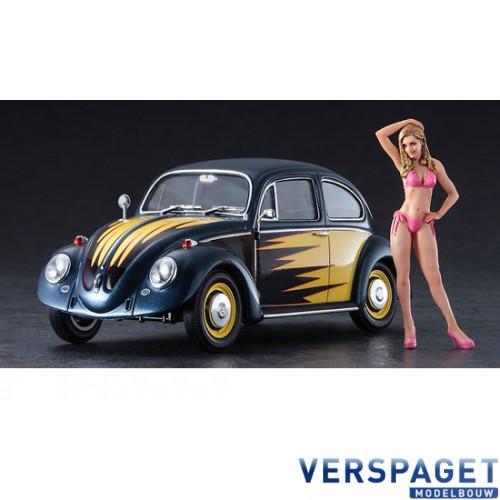VW BEETLE Cal Look Figurine -52245