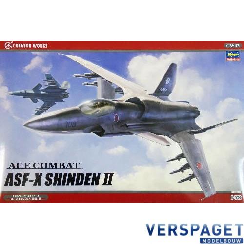 Ace Combat ASF-X Shinden II -HA-64503