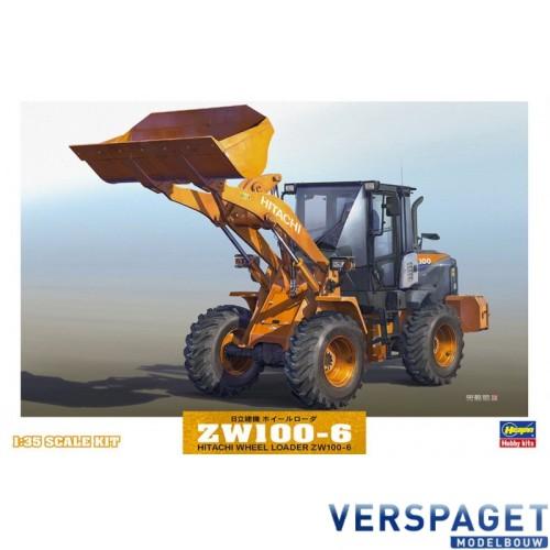 Hitachi Wheel Loader ZW100-6 -66004