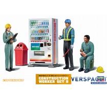 CONSTRUCTION WORKER SET B -66006