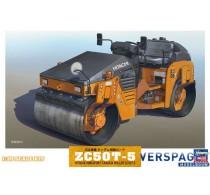 Hitachi Vibratory Tandem Roller ZC50T-5  Construction Machinery -66101