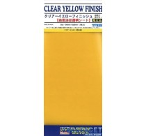Clear Yellow Finish -71939