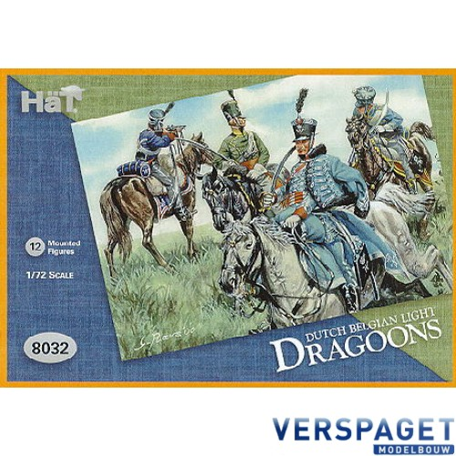 Dutch Belgian Light Dragoons -8032