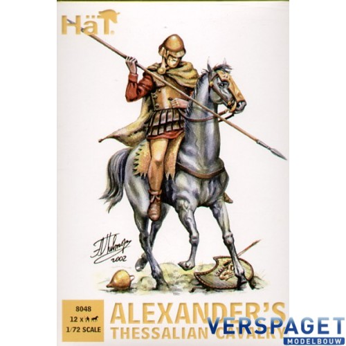 Alexanders Thessalian Cavalry -8048
