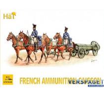 French Ammunition Caisson -8101