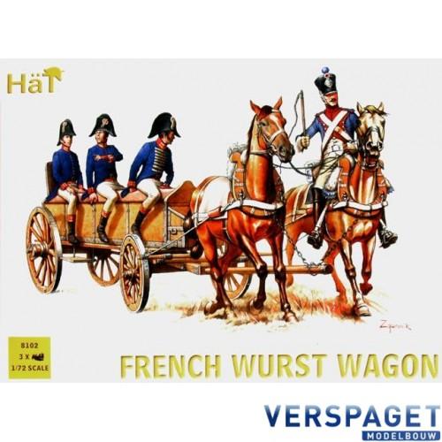 French Wurst Wagon -8102