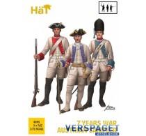 Austrians Sampler 7 Years War -8295