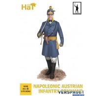 Napoleonic Austrian Infantry Command -8328