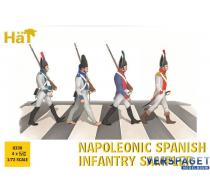 NAPOLEONIC SPANISH INFANTRY -8330