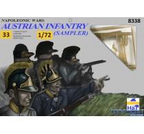 Napoleonic Austrian Infantry  -8338